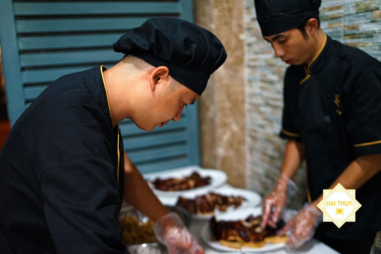 Sự tỉ mì, sự chỉn chu đến từ cái tâm của người làm bếp