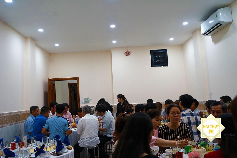 Tròn vị với dịch vụ đặt tiệc tân gia quận Bình Thạnh - Hai Thụy Catering