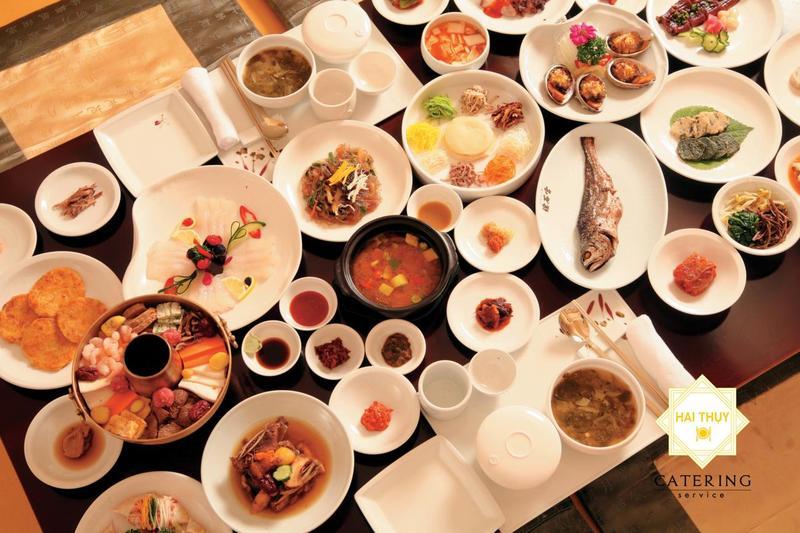 Gợi ý thực đơn nấu cỗ tại nhà quận 7 lý tưởng - Hai Thụy Catering