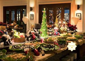 Tiệc buffet cuối năm