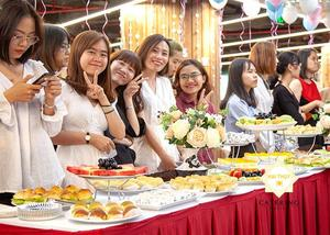 Tiệc sinh nhật dành cho nhân viên công ty