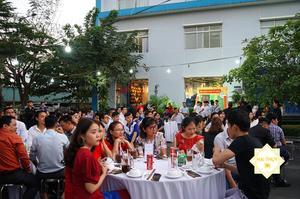 Tổ chức tiệc tất niên công ty Sao Bắc Đẩu - Khu Chế Xuất Tân Thuận Quận 7
