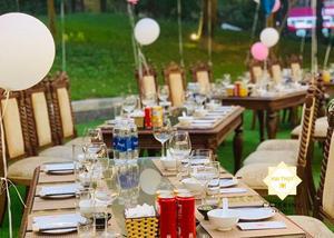 Sở hữu những bàn tiệc đẳng cấp, tinh tế nhất cùng dịch vụ nấu ăn - Hai Thụy Catering
