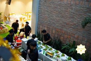 Đội ngũ đầu bếp gạo cội, giàu kinh nghiệm và tận tâm với nghề