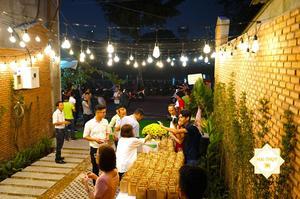 Hai Thụy Catering đã tổ chức tiệc liên hoan công ty Trúc Nghinh Phong (TNP) vào chiều ngày 05/02/2020