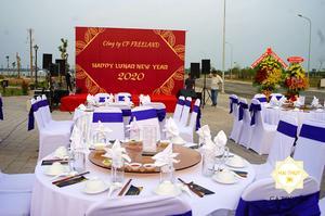 Tổ chức tiệc liên hoan cho Freeland  vào chiều ngày 04/02/2020