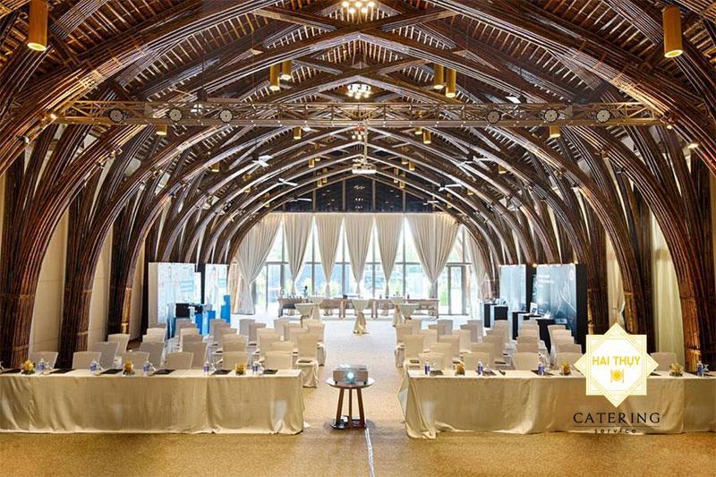 Đặt tiệc cưới VIP với thực đơn món ăn tại Hai Thụy Catering