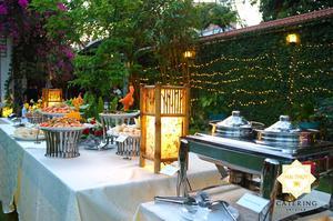 Mang đến khách mời những món ăn ngon miệng, hấp dẫn.