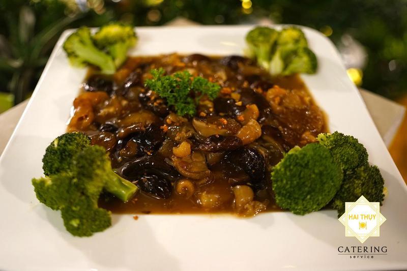 Dịch vụ nấu ăn lưu động uy tín tại thành phố Hồ Chí Minh