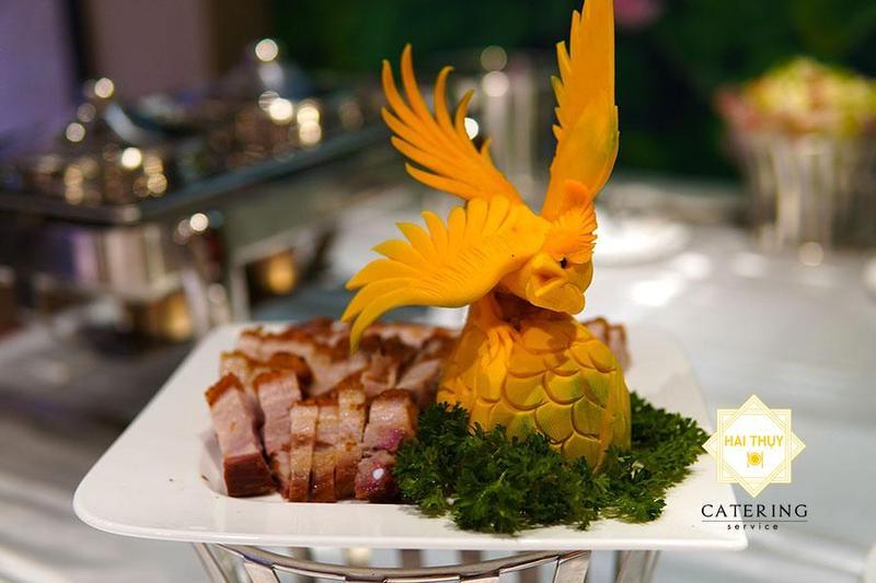 Đặt dịch vụ nấu ăn tại gia Hai Thụy Catering uy tín và chất lượng