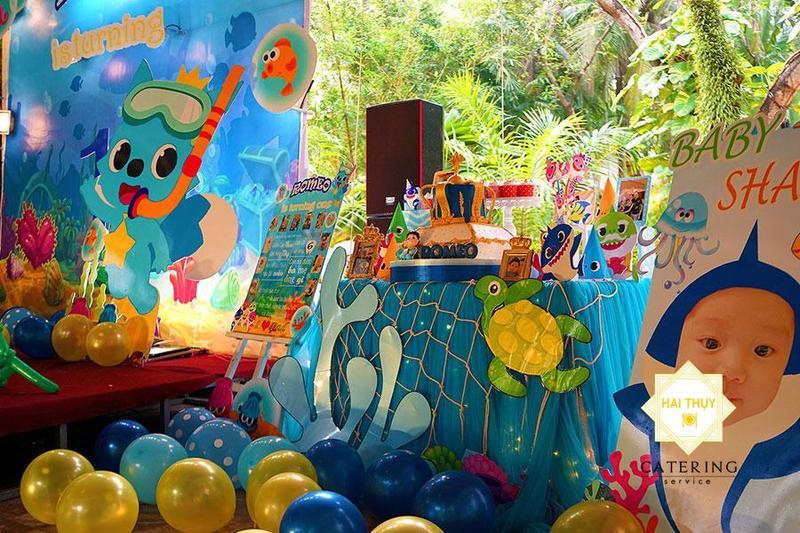 Sở hữu buổi tiệc ý nghĩa với dịch vụ tổ chức tiệc thôi nôi tại tphcm