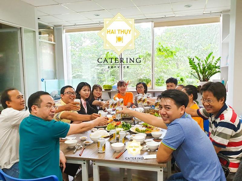 Tất niên tại gia - Tiệc ngon đậm phong vị Tết cùng Hai Thụy Catering